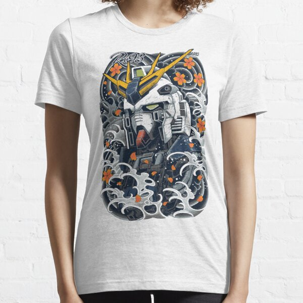 Nu Gundam Awesome Essential T-Shirt