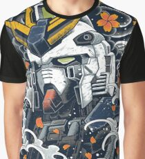 Nu Gundam Awesome Graphic T-Shirt
