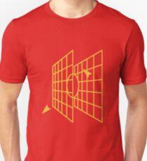 Millennium-falcon Targeting Computer Apparel Unisex T-Shirt