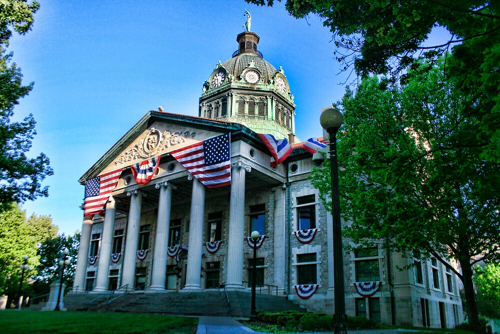 Courthouse 2 by GPMPhotography
