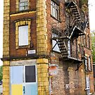 Fire Escape by Spinneyhead