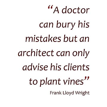 Bury mistakes... or plant vines... (Amazing Sayings) by gshapley