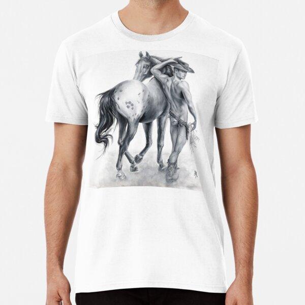 """Rawhide"" by Maxime Xavier Premium T-Shirt"