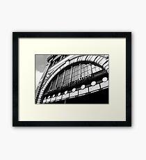 Flinders Street Station Framed Print
