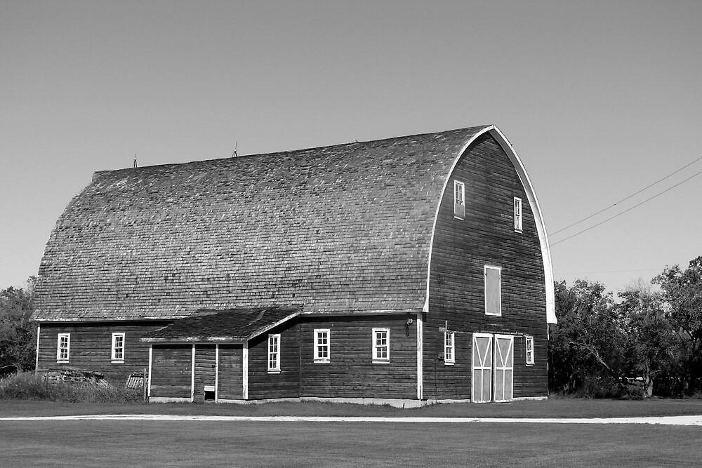 The Barn by Robert Jenner