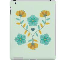 flowers everywhere/2 iPad Case/Skin