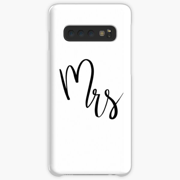 Mrs by Alice Monber Samsung Galaxy Snap Case