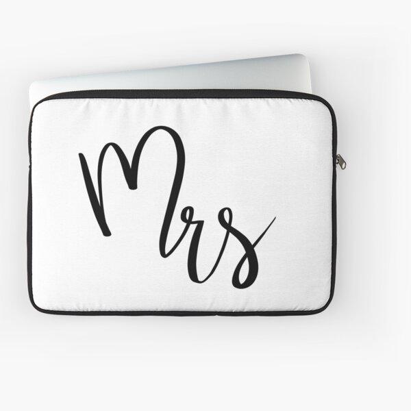 Mrs by Alice Monber Laptop Sleeve