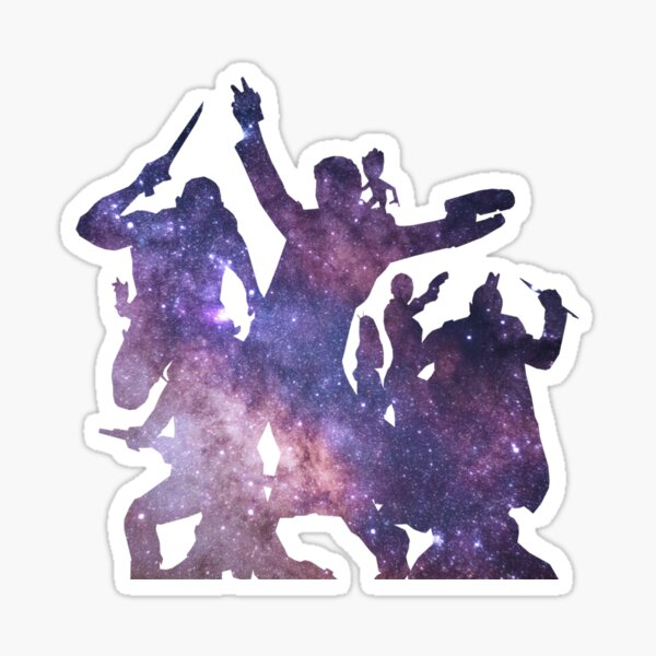 Guardians Sticker