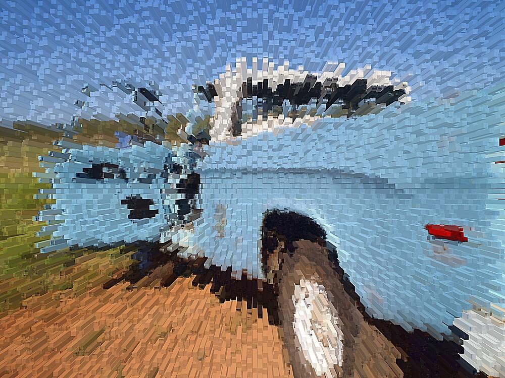 Truck Blocks by paulwhiteuvme