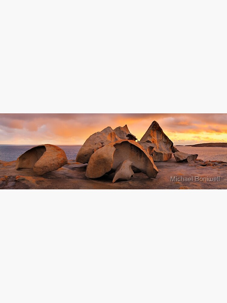 Remarkable Rocks Sunset, Kangaroo Island, South Australia by Chockstone