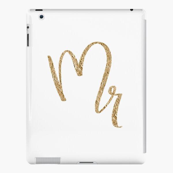 Mr. by Alice Monber iPad Snap Case
