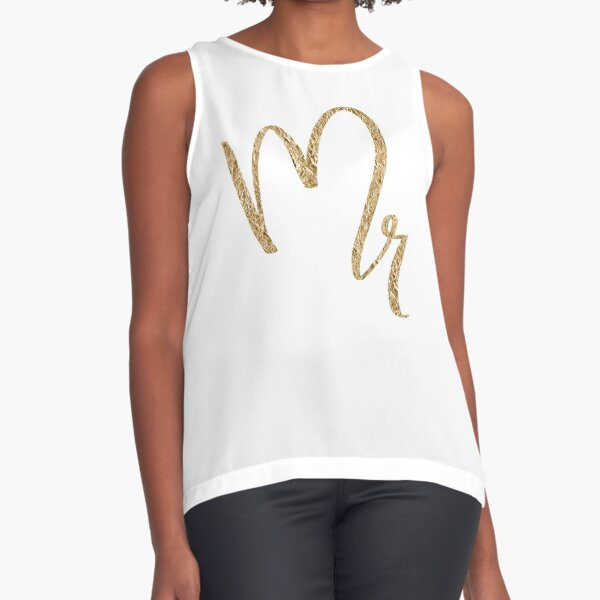 Mr. by Alice Monber Sleeveless Top