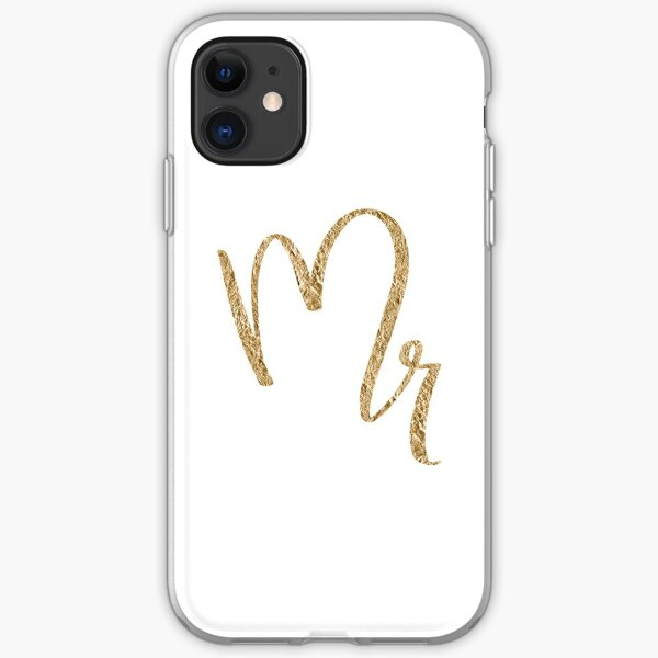 Mr. by Alice Monber iPhone Soft Case