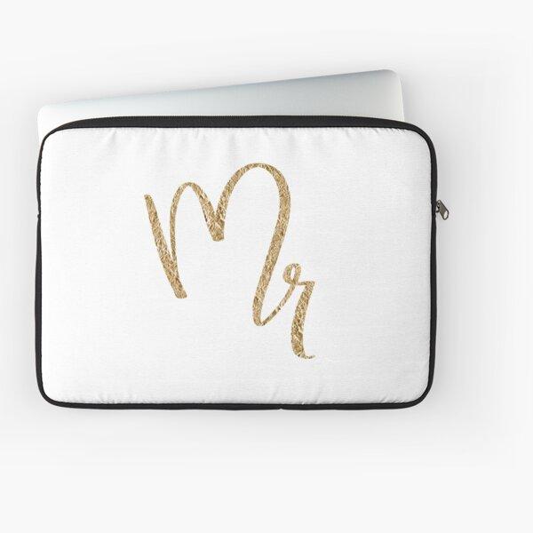 Mr. by Alice Monber Laptop Sleeve