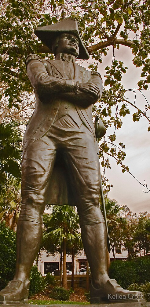 Bligh's Place in Australia by Kellea Croft