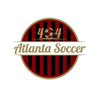 Atlanta Soccer - Tshirt by RadTechdesigns
