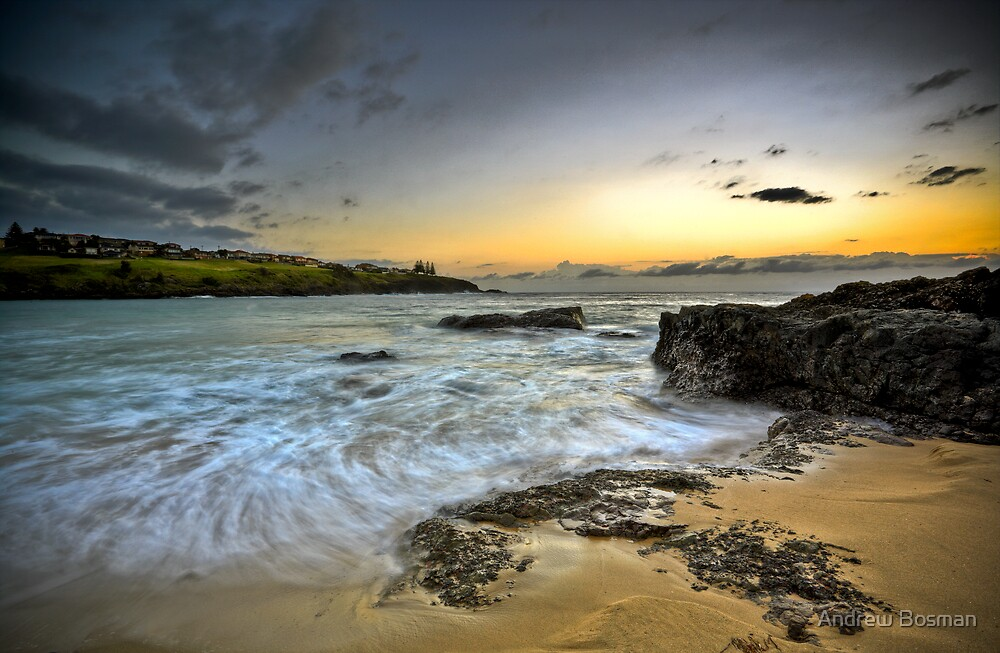 Ebb and Flow. by Andrew Bosman