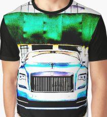 Rolls2 Lightgreen Graphic T-Shirt