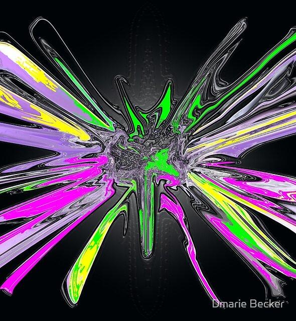 Butterfly Magic by Dmarie Becker