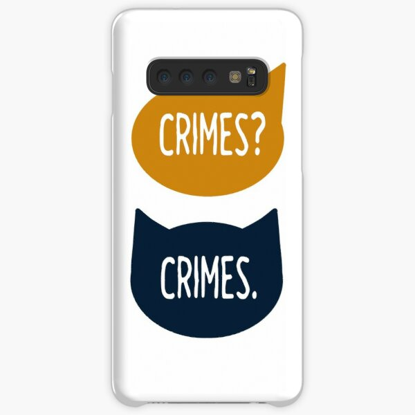 Night In The Woods - Crimes Samsung Galaxy Snap Case