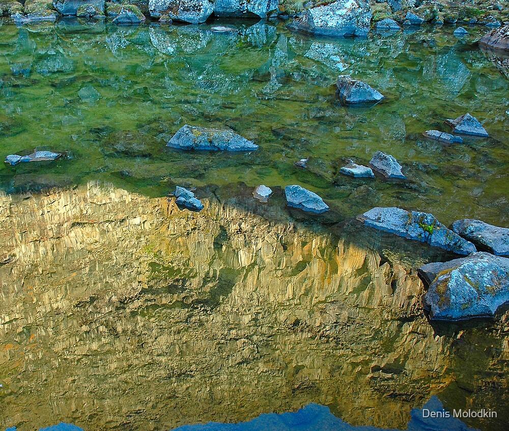 Lost Lake Reflection p.2 by Denis Molodkin