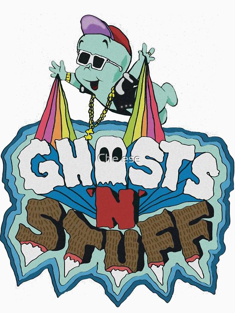 Ghosts N Stuff by chelseaLjones