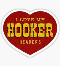 Hooker Headers USA Sticker