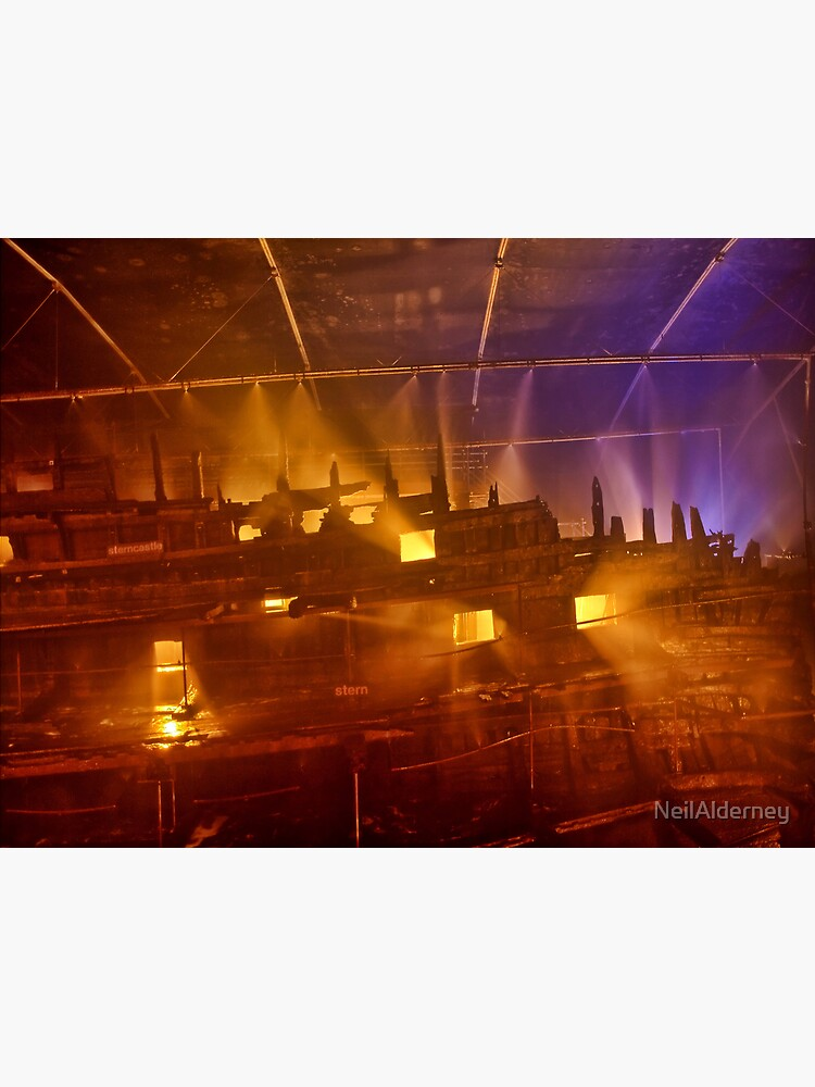The Mary Rose by NeilAlderney