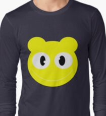 The Happy Face - Emotion Series Long Sleeve T-Shirt