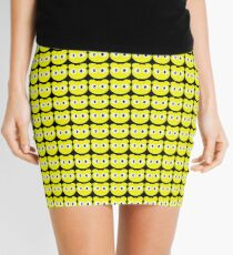The Happy Face - Emotion Series Mini Skirt