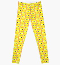 The Happy Face - Emotion Series Leggings