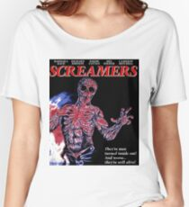 SCREAMERS Women's Relaxed Fit T-Shirt