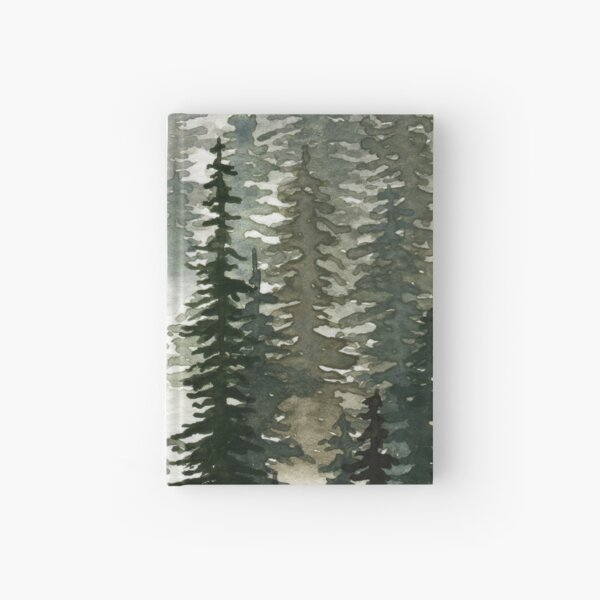 The Pathless Woods Hardcover Journal