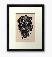 The Inception Framed Print