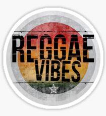 reggae vibes Sticker