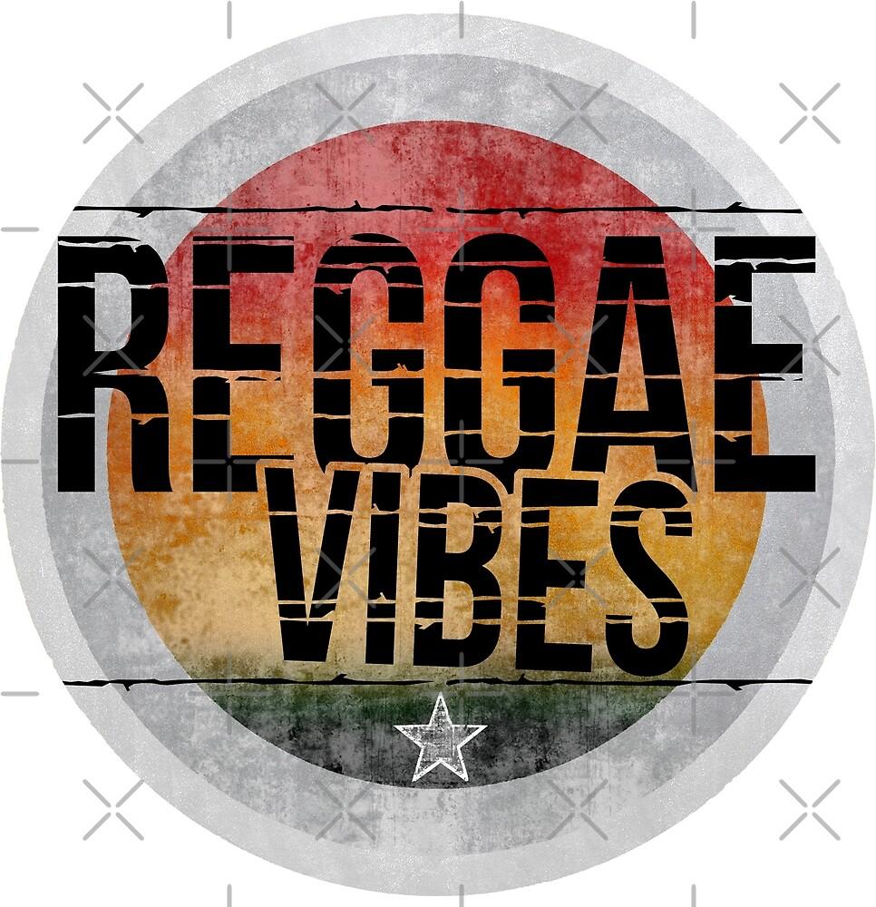 reggae vibes von Periartwork
