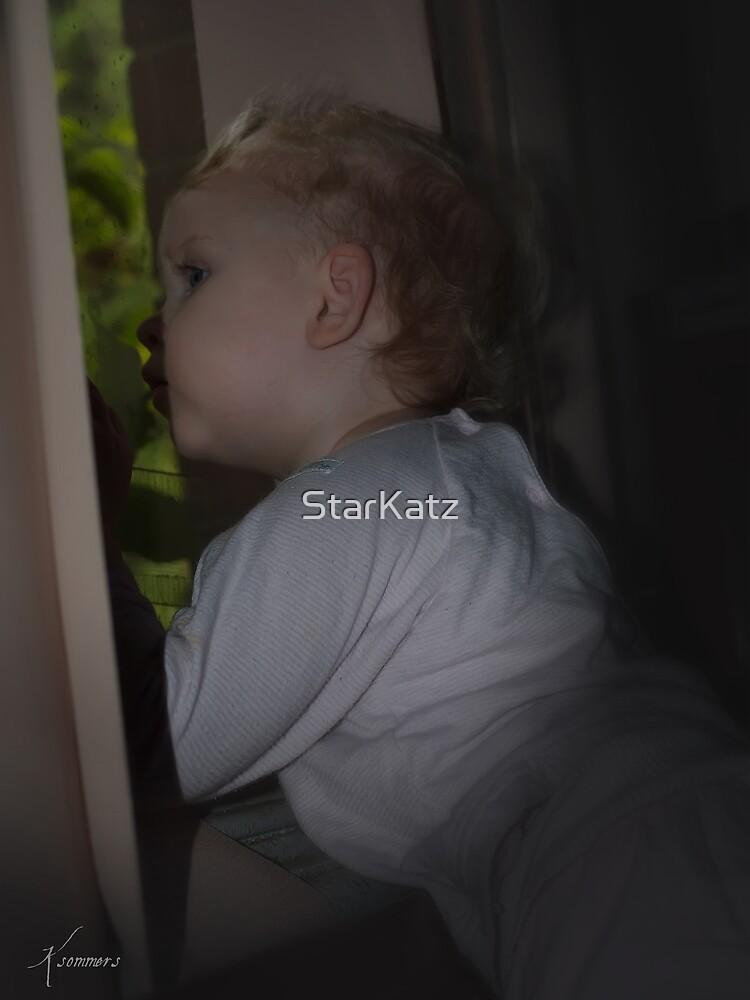 It's Raining, It's Pouring.. by StarKatz