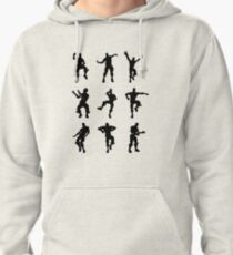 Fortnite Dances - small Pullover Hoodie