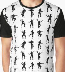 Fortnite Dances - small Graphic T-Shirt