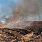 Yucaipa Fire, Crafton Hills, Fact of Life, 042715 by photosbyflood