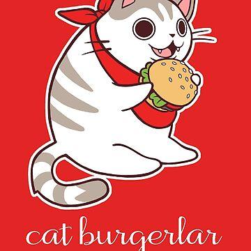 Gato Burgerlar de SarahJoncas