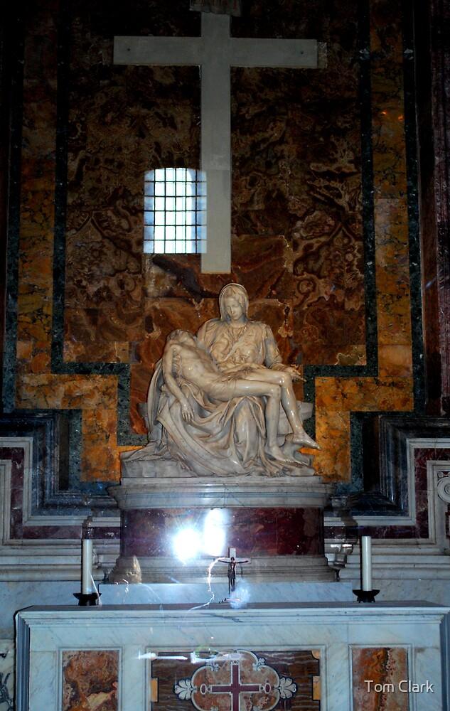 Pieta - Vatican - Rome by Tom Clark
