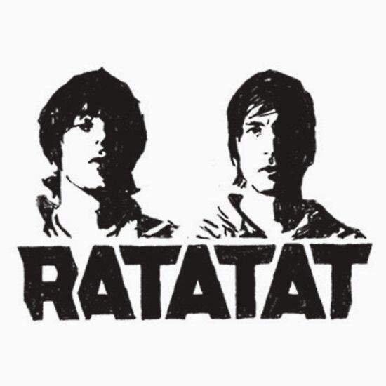 TShirtGifter presents: RATATAT