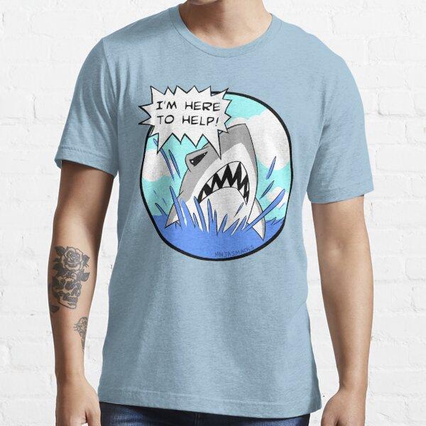 Kyle the Friendliest Shark Ever Essential T-Shirt