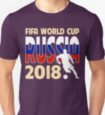 World Cup Russia 2018 T-Shirt Hoodie Unisex T-Shirt