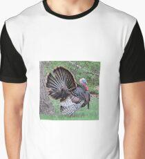 Turkey Graphic T-Shirt