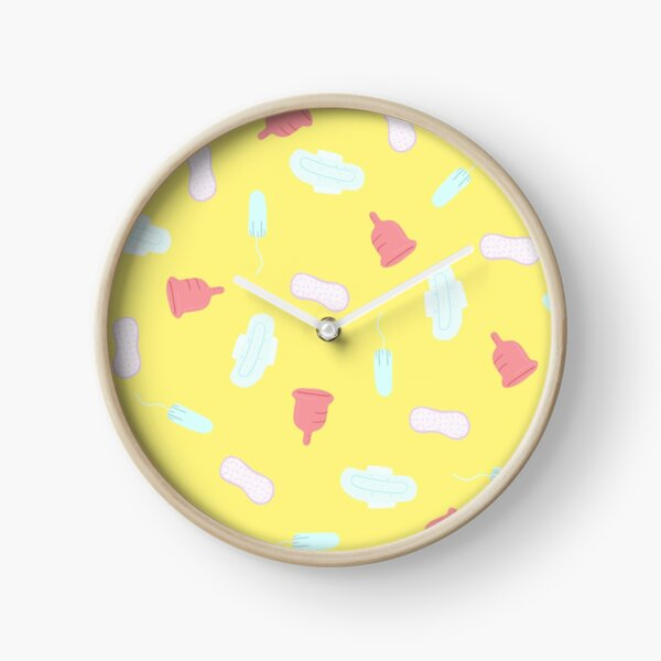 Period Pattern Clock