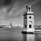 The lighthouse of Venice sw by Delfino