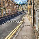 Abbotsbury, Dorset by John Edwards